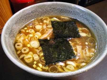 高田馬場べんてんつけ麺つけ汁091907
