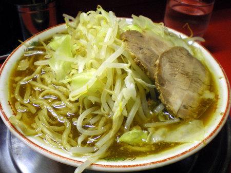 麺でるラーメン野菜092107
